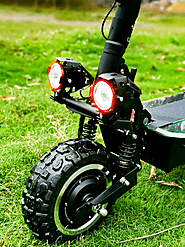 "11"" 3200 watt Electric Scooter - Wheelsity"