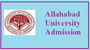 Allahabad University Admission 2020 – Application Form, Admit Card, Result