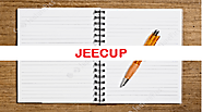 JEECUP 2020:Dates, Application Form, Eligibility, Admit Card, Result