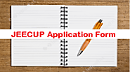 UP JEECUP (Polytechnic) Application Form: Date, Online form