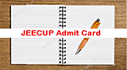 JEECUP Admit Card 2020:Dates,Steps to Download,Important Documents