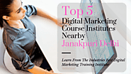Digital Marketing Course in Janakpuri Delhi