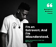 I'm an Extrovert. And I'm Misunderstood. | BetterLYF Online Counselling and Therapy