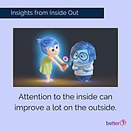 Insights from inside Out | BetterLYF Online Counselling