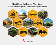 Farm Equipment Rental and sale near you | Farmease app and website