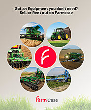 Sell or Rent Farm Equipment Online on Farmease