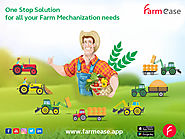 harvest equipment rental and sell | Farmease