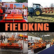 Fieldking Robust Farm Equipment and Implements