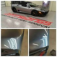 The Best Paintless Dent Repair Company in San Antonio - Dent Repair Services