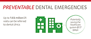 From the Emergency Room to the Dental Chair - Action for Dental Health