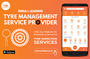 India's leading tyre management service provider
