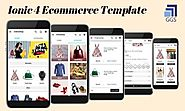 Ionic 5 ECommerce Template
