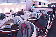 Grab Your Seats In Qatar Business Class For A Fabulous Flying Experience
