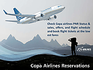 Call Copa Airlines Reservations- Book Flight Ticket Online