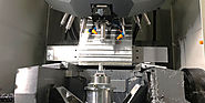 China 5 axis cnc machining