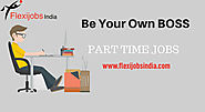 Part Time Jobs In Delhi