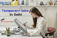 Temporary Jobs In Delhi