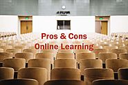 Pros and Cons of Online Learning - CoursesGuide.org