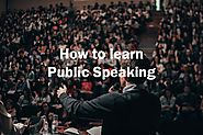 How To Learn Public Speaking - CoursesGuide.org