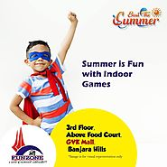 The BEST Game & Entertainment Centre in Hyderabad