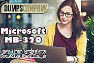 Quick Tips for Microsoft MB-320 Exam Dumps - Get PDF Questions
