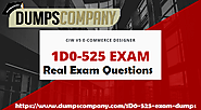 1D0-525 Exam Dumps: Ultimate Solution to Pass CIW E-Commerce Designer V5