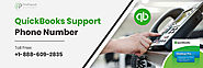 QuickBooks Support Phone Number +1-888-609-2835