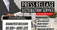 Press Release Writing Services: Press Release Writing Services