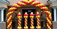 Decorators in indore : Best Balloon Decorators in indore | A Birthday Is More Than Balloons - Involving the Kids to B...