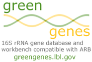 greengenes.lbl.gov - Aligned 16S rDNA data and tools