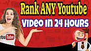 YOUTUBE VIDEO SEO How To Rank ANY Youtube Video In 24 Hours FAST! GET Tube Charge