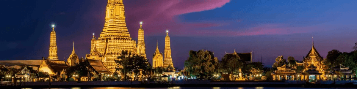 Headline for 5 Reasons Why We Use Bangkok As Our Base for Asia Travel - Information before Travelling