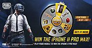 PUBG Mobile Lucky Draw Event – Win IPhone 11 Pro From 30th Sept