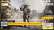 COD Mobile Multiplayer Modes: All You Need To Know Is 100% Free