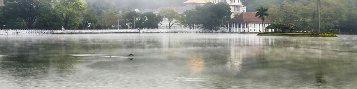 Headline for 5 Best Romantic Places in Kandy - A cosy getaway