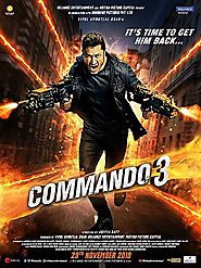 Commando 3 2019 Full Movie Watch Online - HD By Moviesvix.com
