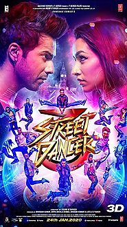 Street Dancer 3D 2020 Full Movie Watch Online - HD By Movidish.com