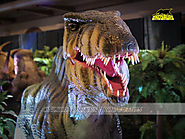 Animatronics Dinosaur Exhibits: What to Expect | Only Dinosaurs