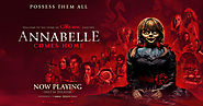 Annabelle Comes Home 2019 Dual-audio-300mb | Mast movies
