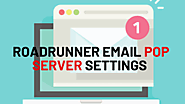 Know Roadrunner Email POP Server Settings 1855-888-8325 Mail Setup