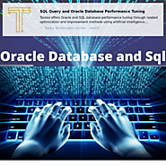 Oracle Database and SQL Performance Tuning - Tosska