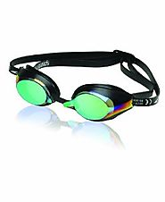 Speedo Speed Socket Mirrored Swim Goggle