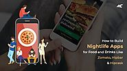 Top Nightlife Mobile App Development Company -MobileCoderz