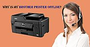 Why is my Brother Printer Offline?