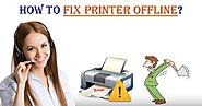 How to fix Printer Offline issue?