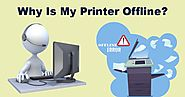 Why is my Printer Offline?