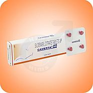 Caverta 25 mg tablet - Hims ED Pills