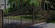 Driveway and Walkway Gates Designer and Installer in Grand Cayman