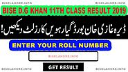 DG Khan 11 result 2019
