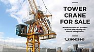 Some beneficial tips to buy a tower crane for construction business.